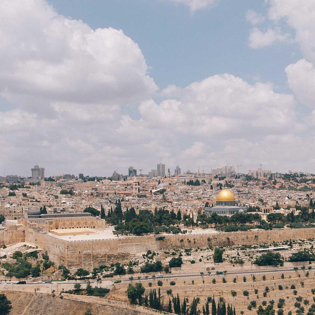 The Back to Jerusalem Podcast